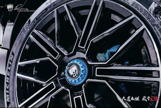 2020广州车展:德国高端汽车定制品牌LUMMA虏曼正式进入中国