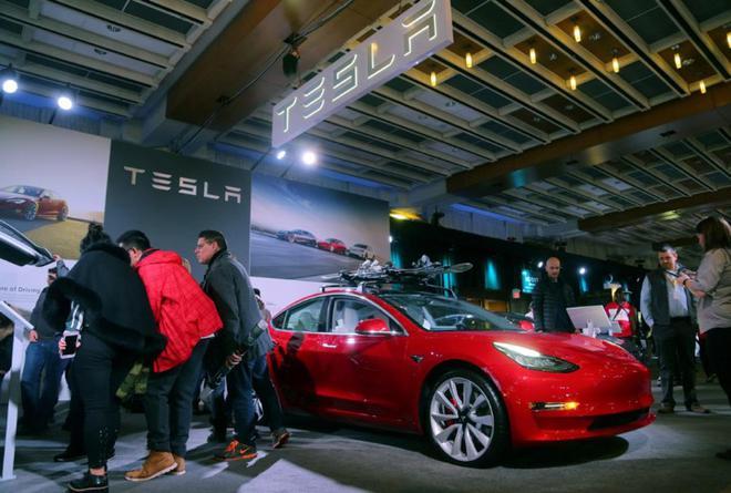 特斯拉Model 3中国造车载电脑和中央屏关税豁免申请遭美国拒绝