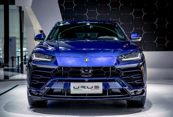 兰博基尼Huracán EVO和Urus登陆广州车展