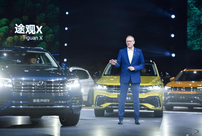 产品线正逐渐丰富 大众品牌SUV布局及产品体验