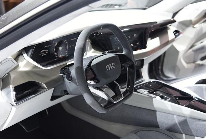 奥迪e-tron GT