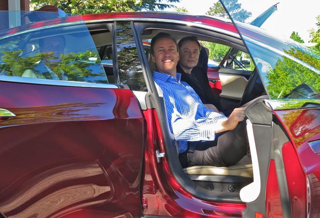 特斯拉Model S喜迎8周岁生日 推动整个行业电动汽车革命