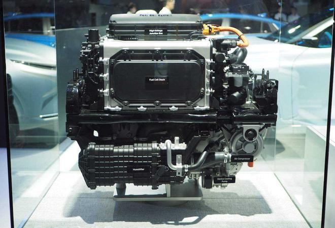 氢燃料电池关键技术被攻克,产业有望加快发展