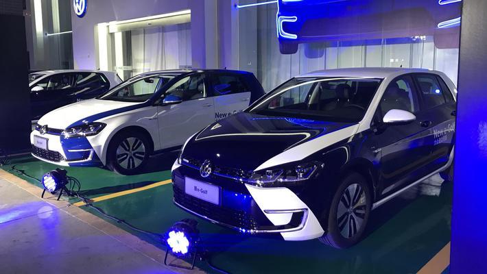 进口大众新e-Golf在深圳区域上市 售26.8万