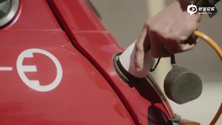 视频|mini电动概念车走复古路线