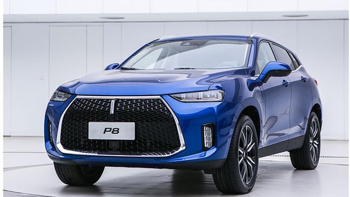 不仅是P8!WEY品牌将推出更多新能源车型