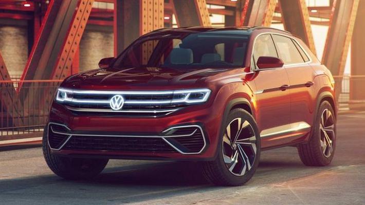 大众发布全新SUV概念车 插混动力/破百不超6秒
