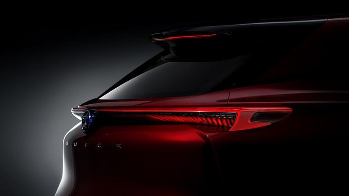 纯电动SUV概念车别克Enspire 4月17日首发