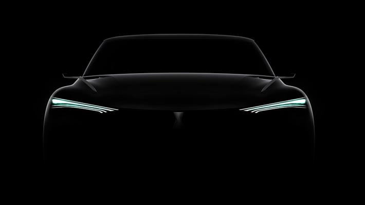 智能概念电动SUV将至 WEY到底想在玩啥?