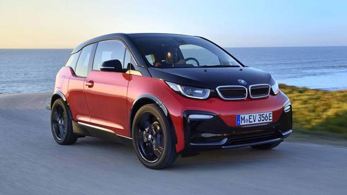传宝马将推i1纯电动车 个头比i3更大