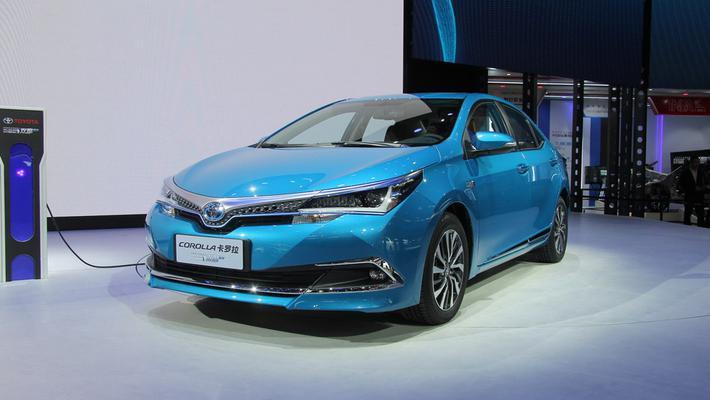 丰田发力 新卡罗拉推插电混动版