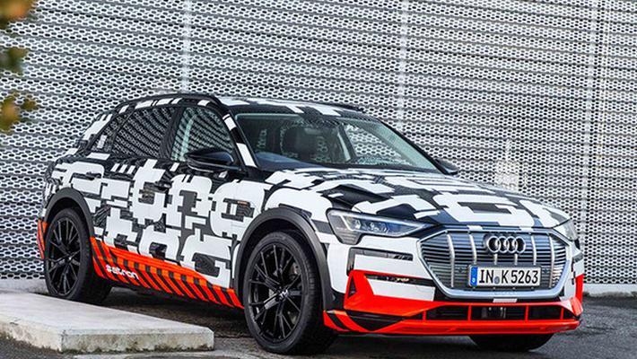 一汽-大众产品7年增至45款 新能源车型将占三成