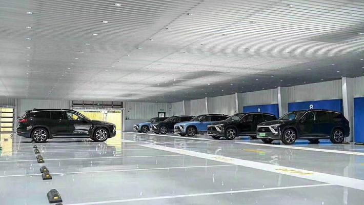 蔚来ES8交付 首批车主都有谁?
