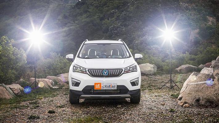 图说长安CS15EV 实用且易用的小型纯电动SUV