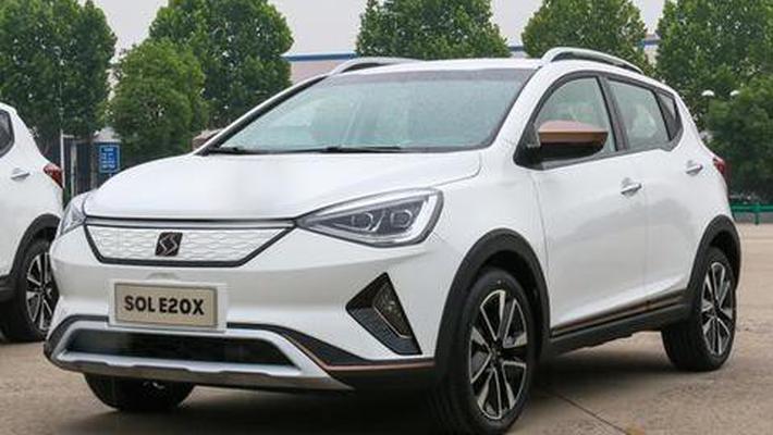 续航300公里 江淮大众首款新能源车型即将上市