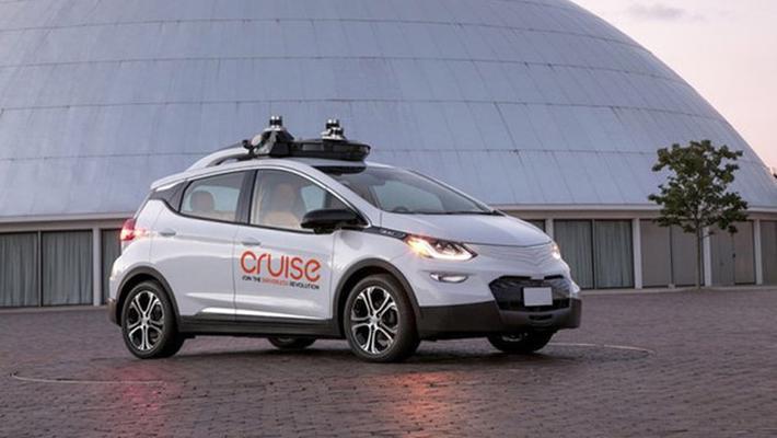通用自动驾驶公司获投 产Bolt纯电动版