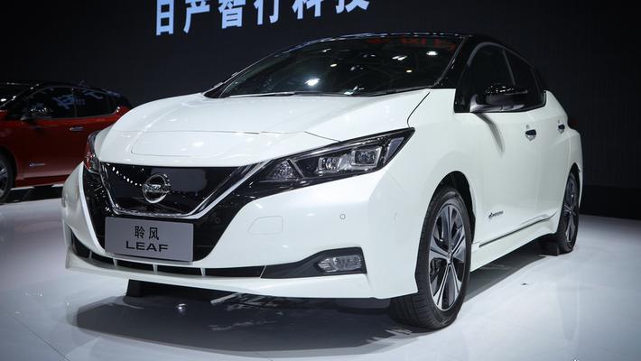 困境中的日产要在中国纯电动车市场找出路