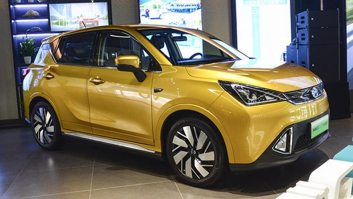 广汽新能源产品规划 每年推2款以上新车