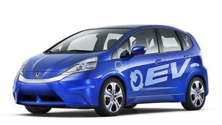 本田飞度纯电动版2020将重返市场
