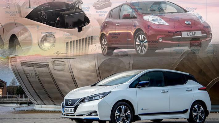 电量持续70年 浅析日产EV电动车发展史