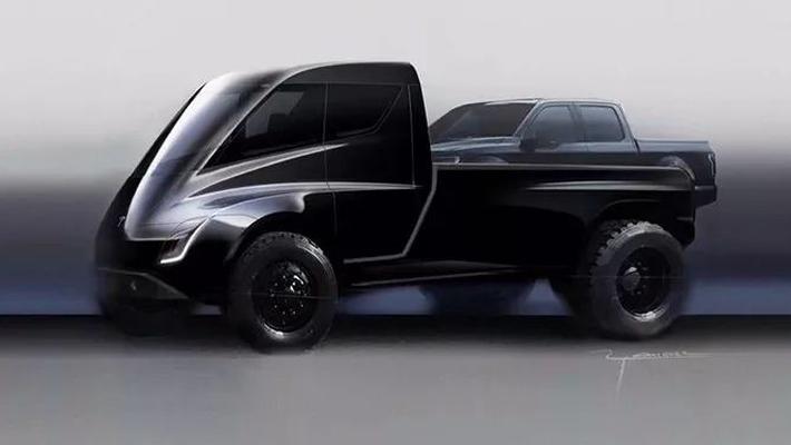 重新定义纯电动汽车后,特斯拉又想重新定义皮卡车?