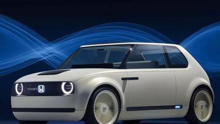 本田计划在2022年实现电动汽车超级快充