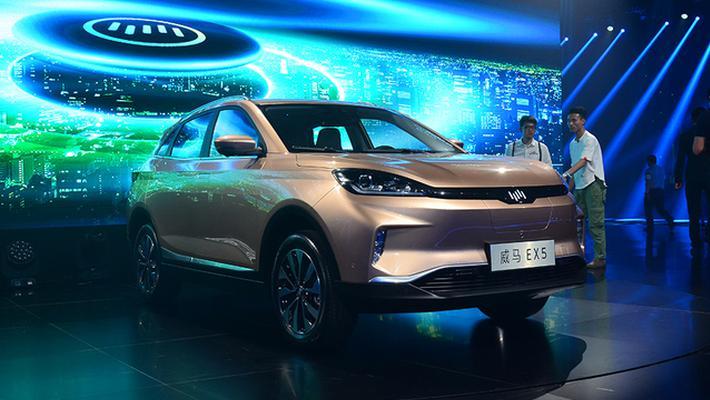 颜值高!上半年中国品牌新能源SUV点评