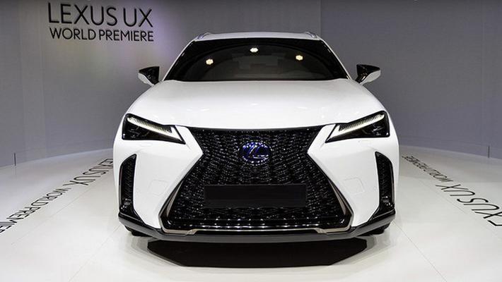 雷克萨斯有望推出纯电动版本UX 或搭载双电机