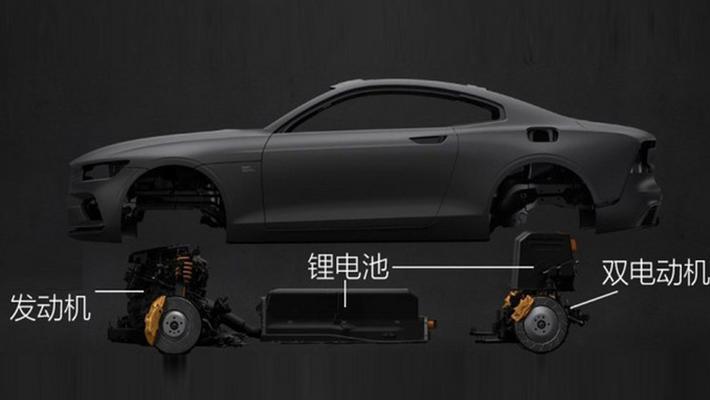 混动车市场的新未来战士 沃尔沃推全新混动超跑