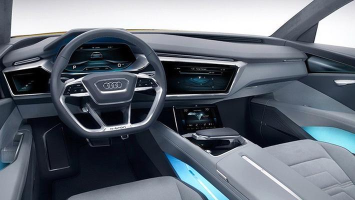 奥迪即将推出氢燃料SUV车型 续航里程达600km