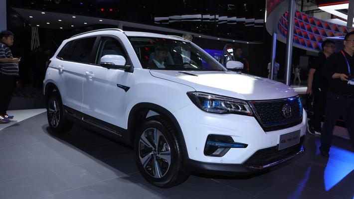 准备好 下半年值得关注的5款新能源SUV