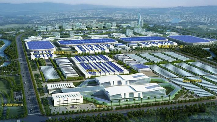 增资近1亿元!广汽传祺全新纯电动车项目曝光