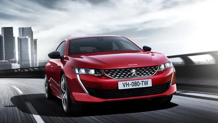 标致推全新508混动车型 纯电模式续航达50公里
