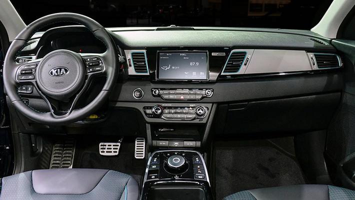 现代推纯电动SUV车型 续航达385km/明年亮相
