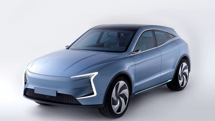 "SF MOTORS定名""金菓EV"" 首款车明年上市"