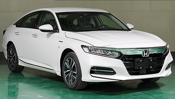 本田新雅阁混动版-油耗仅4.0L即将上市 20万贵不贵?