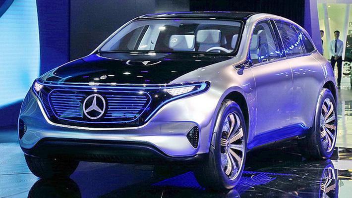 奔驰将推纯电SUV 能跑500km/比特斯拉便宜一半