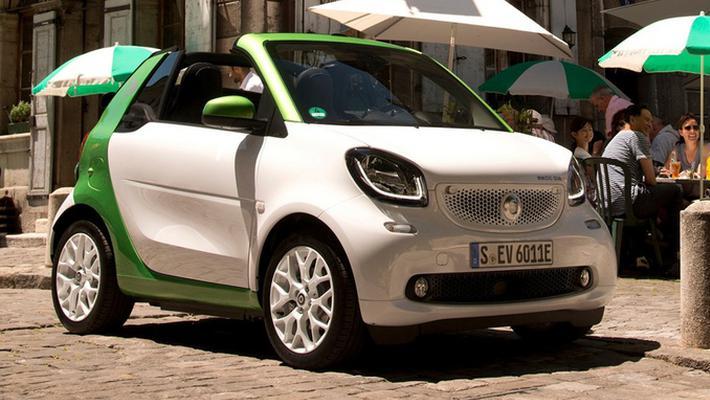 奔驰纯电动smart将国产 售价15万贵不贵?