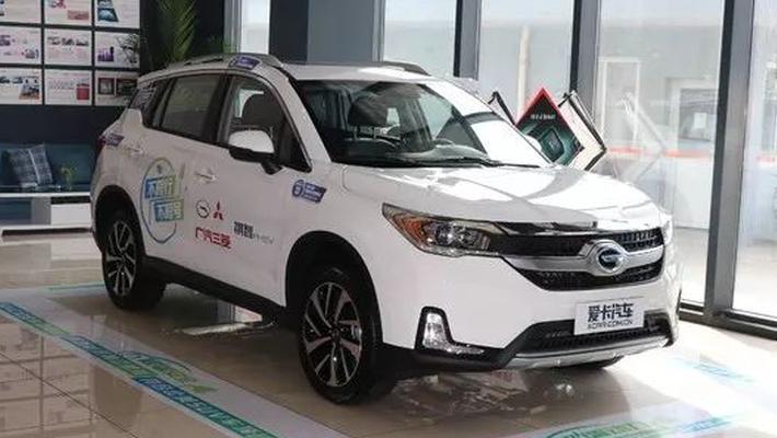 广汽三菱祺智PHEV正式上市 补贴后售价17.38万起