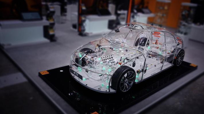 研发智能汽车 谁在裸奔? 专利数据来说话