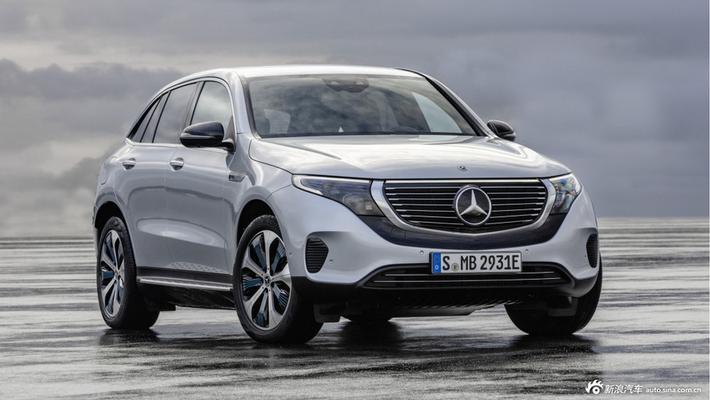 圖集|奔馳EQ品牌首款量產SUV 將于明年開售