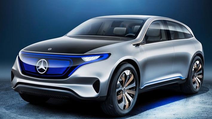 奔驰EQB纯电动7座SUV将国产 预计售价35万元起