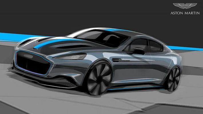 阿斯顿马丁电动车2019年量产 生产工厂已确定