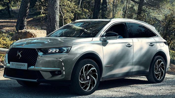 DS 7全新新能源车型官图 驾驶模式强大