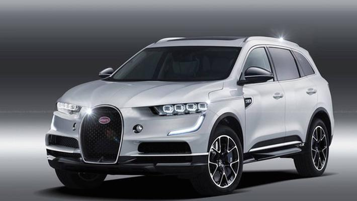 布加迪计划推出首款SUV 或搭载混动系统