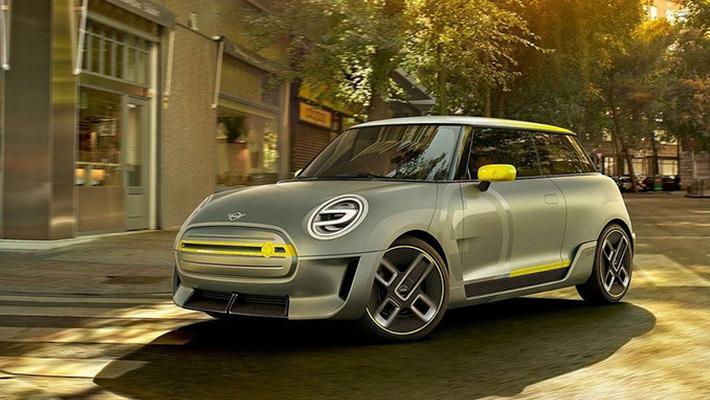 MINI纯电动车型明年正式量产