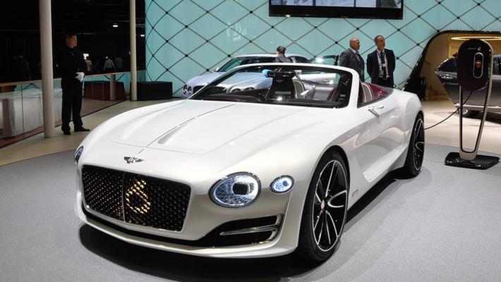宾利2025年量产首款电动车 续航里程将超450km