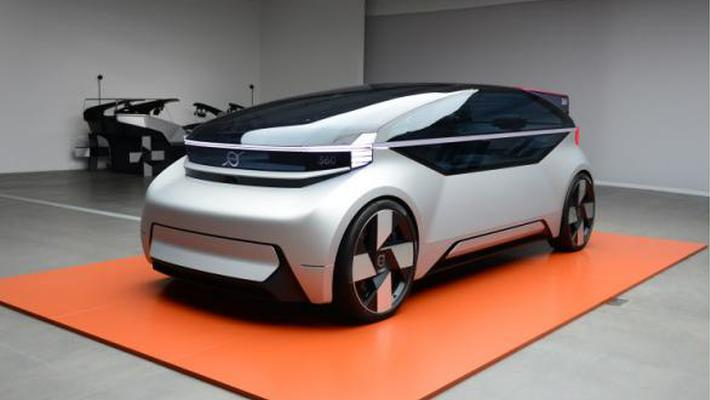 沃尔沃与百度携手开发量产自动驾驶车 主攻专车出行市场