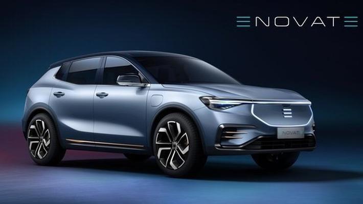 ENOVATE首款SUV命名ME7 2019上海车展开始预售