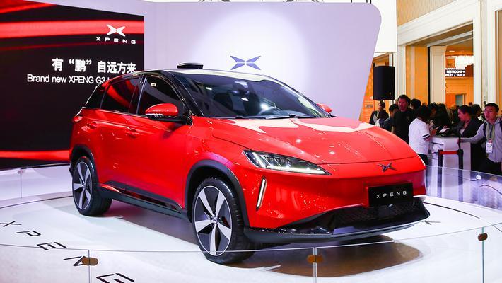 广州车展来袭,这几款电动车值得一看